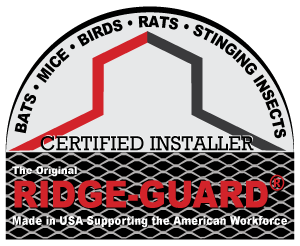 Ridge Guard certified installer